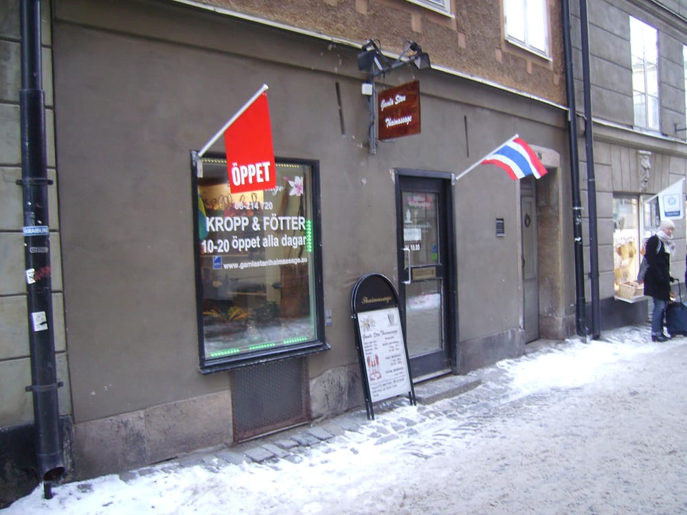 thaimassage gamla stan thai massage danmark