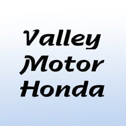 valley motor honda concessionnaire auto 139 e 5th st