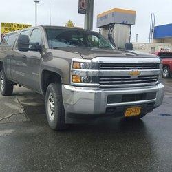 Anchorage Car Rental Avis