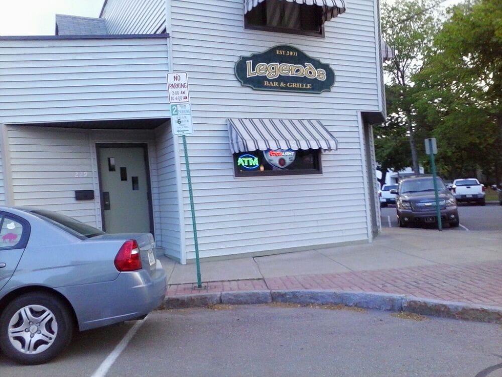 Legends Bar & Grille: 229 Oakwood Ave, Elmira Heights, NY