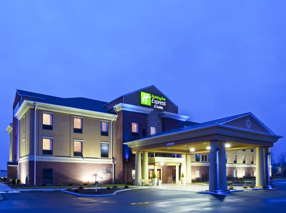 Holiday Inn Express & Suites Van Wert: 140 Valam Dr, Van Wert, OH