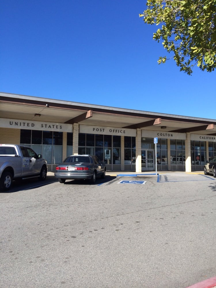 US Post Office: 265 N 7Th St, Colton, CA
