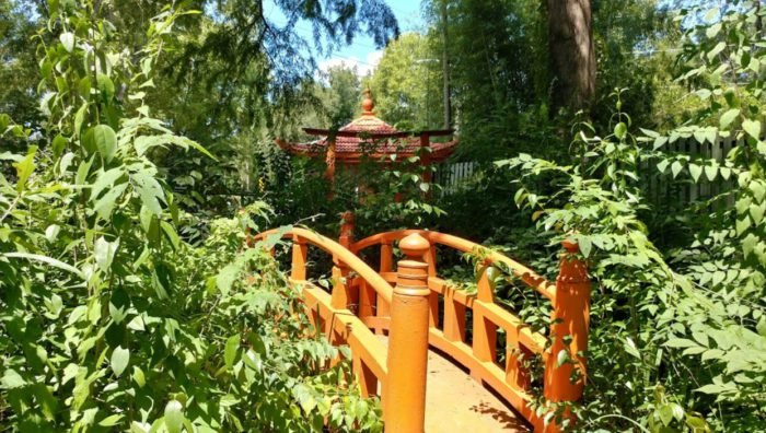 Wells Japanese Garden: 1608 Lindsay St, Newberry, SC