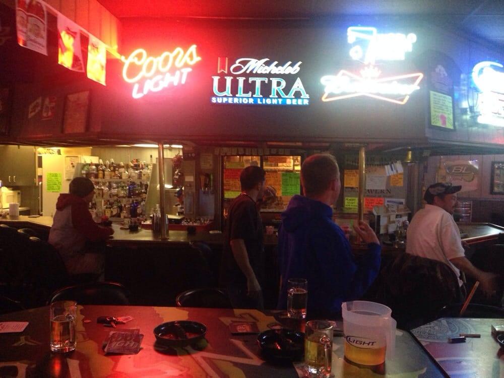Four Aces Tavern: 11035 E 41st St, Tulsa, OK