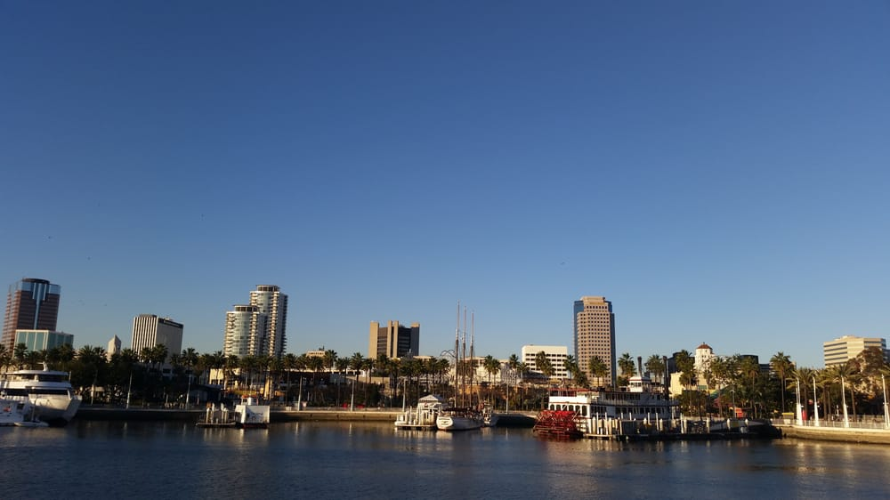 Pierpoint Landing  Aquarium Way Long Beach Ca