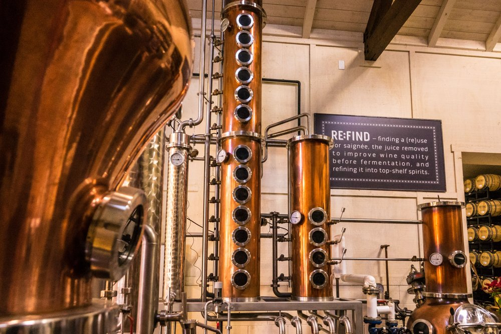 Villicana Winery & Re:Find Distillery