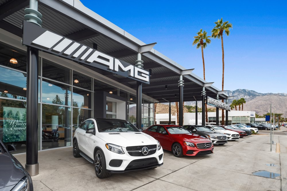 Mercedes-Benz of Palm Springs - 28 Photos & 117 Reviews