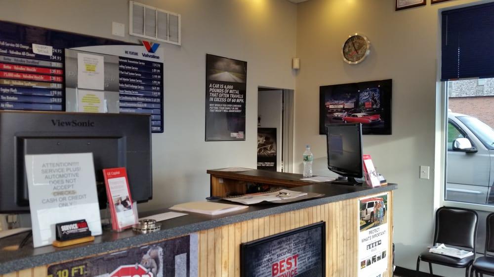 Service Plus Automotive Center: 1601 Lakeview Ave, Dracut, MA