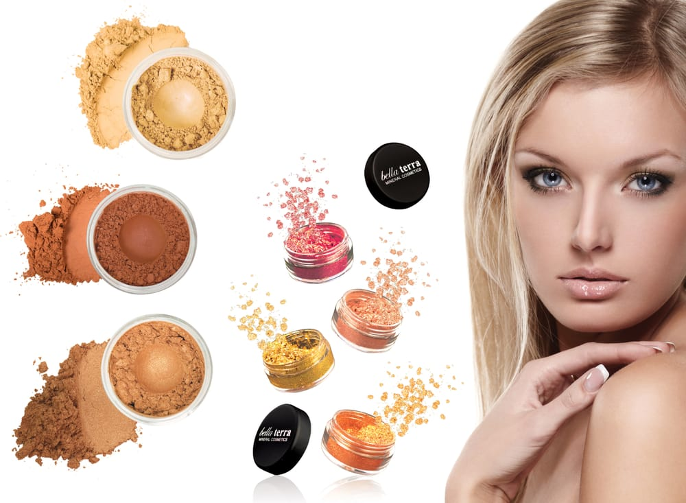 Bella terra makeup