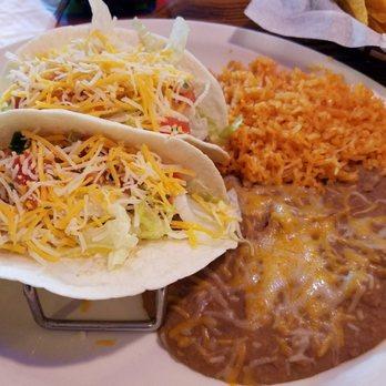 Photo Of Mi Casa Mexican Restaurant Plant City Fl United States Taco