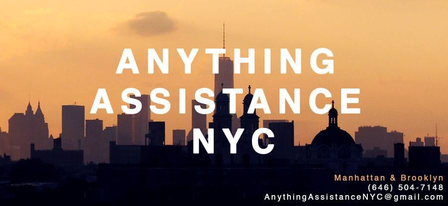 Anything Assistance: New York, NY