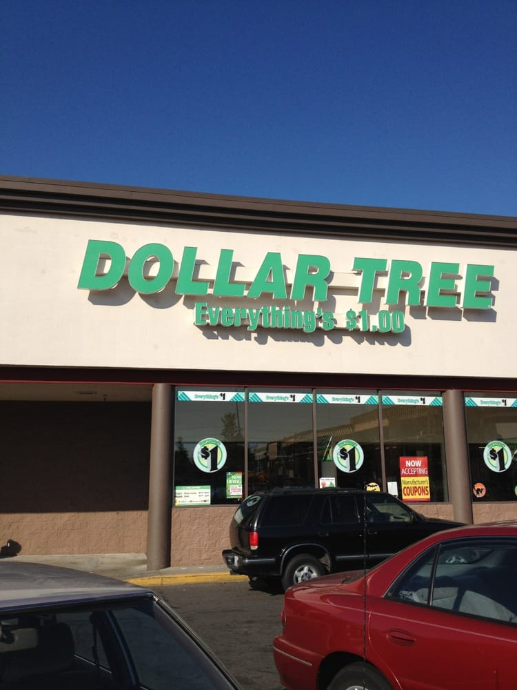Dollar Tree: 10017 NE Hazel Dell Ave, Vancouver, WA