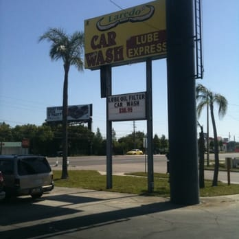 Laredo Car Wash Largo Fl