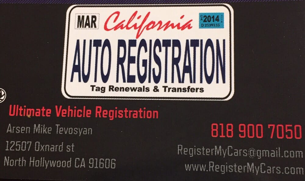 how to start a dmv registration business