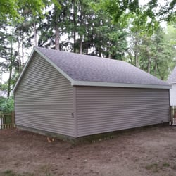 Photo Of A 1 Roofing   Muskegon, MI, United States. New Siding