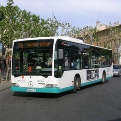 Aix en bus services publics et gouvernementaux 2 place - Bus aix en provence salon de provence ...
