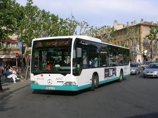 Aix en bus government public services 2 place g n de - Salon de provence aix en provence bus ...