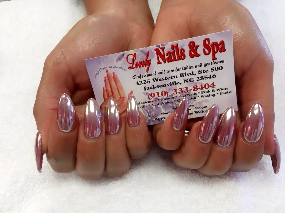 Lovely Nails - 125 Photos & 39 Reviews - Nail Salons - 4225 Western ...