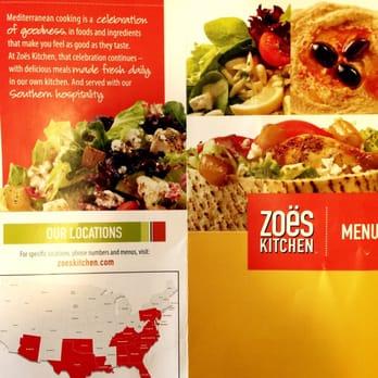 Zoes Kitchen Menu zoes kitchen - 70 photos & 93 reviews - mediterranean - 14601 n