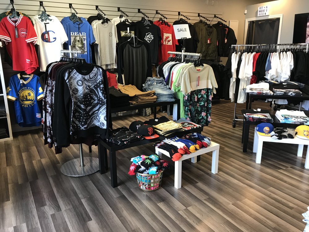 Fitz'N Apparel: 1385 E Yosemite Ave, Manteca, CA
