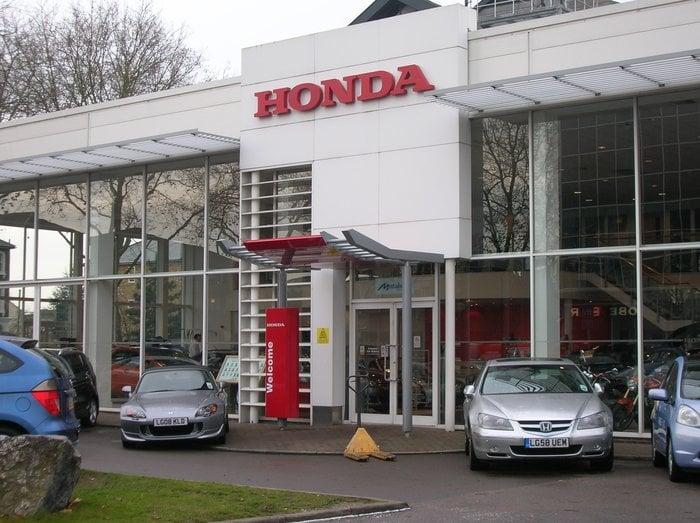Chiswick honda car dealers 4 power road gunnersbury for Honda dealer phone number