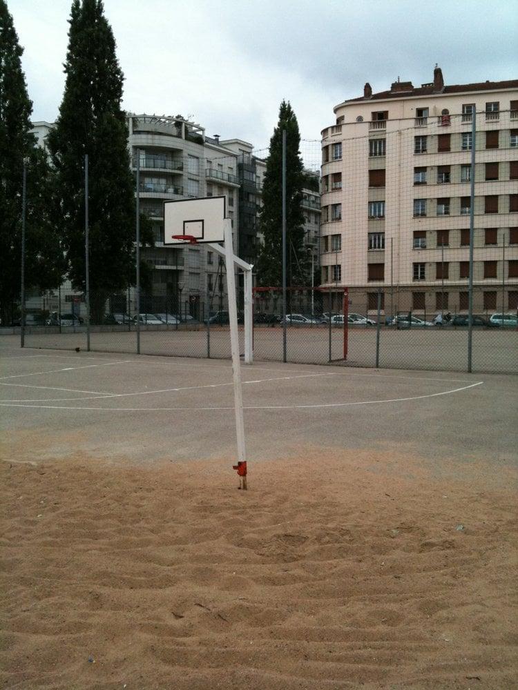 terrain de sport du colombier arena stadiums 85 rue chevreul jean mac 233 lyon yelp