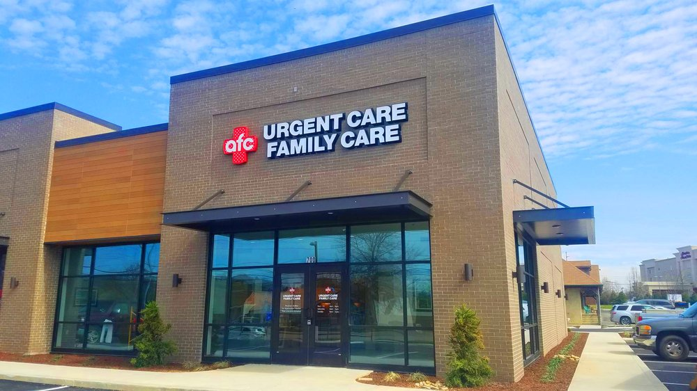 AFC Urgent Care Farragut TN: 700 N Campbell Station Rd, FARRAGUT, TN