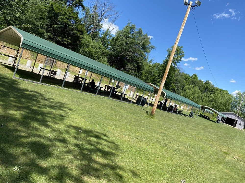 KC's Rifle Pistol Club: 6111 Lovers Ln, North Lawrence, OH