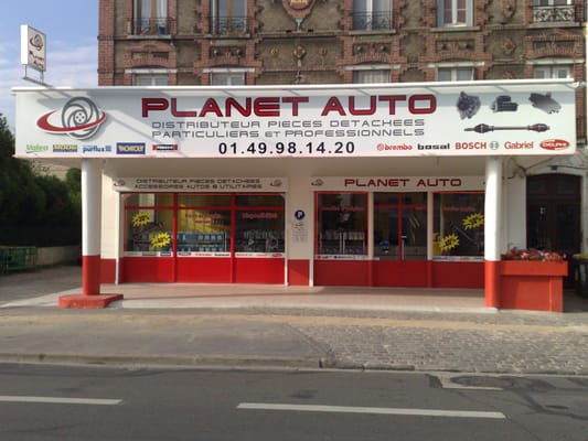 Planet auto magasin discount 80 avenue de la - Chambre de commerce seine saint denis ...