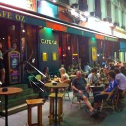 Caf Ef Bf Bd Oz Grands Boulevards Paris