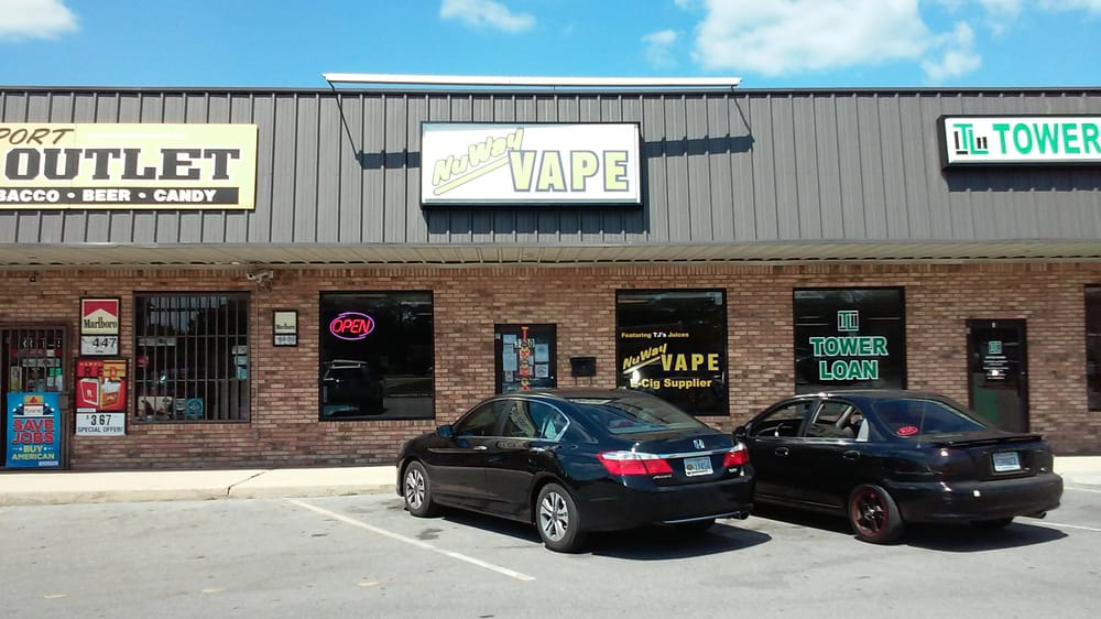 Welcome To Nu Way Vape Northport Yelp