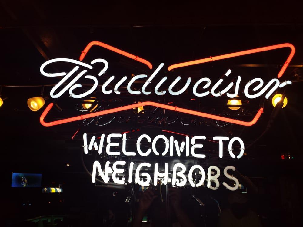 Neighbors Cocktail Lounge