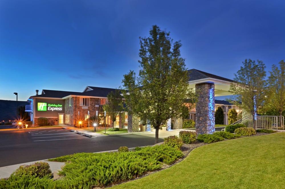 Holiday Inn Express Lewiston: 2425 Nez Perce Dr, Lewiston, ID