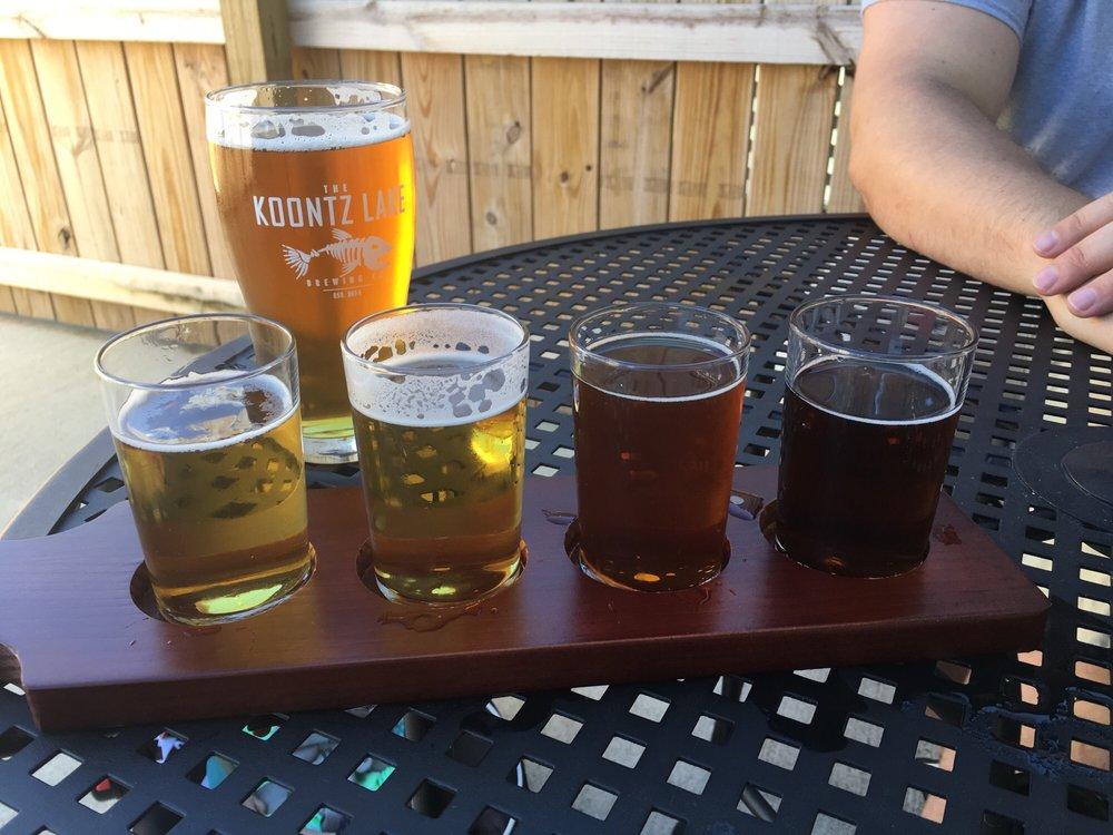 Koontz Lake Brewing Co.: 7747 Indiana 23, Walkerton, IN