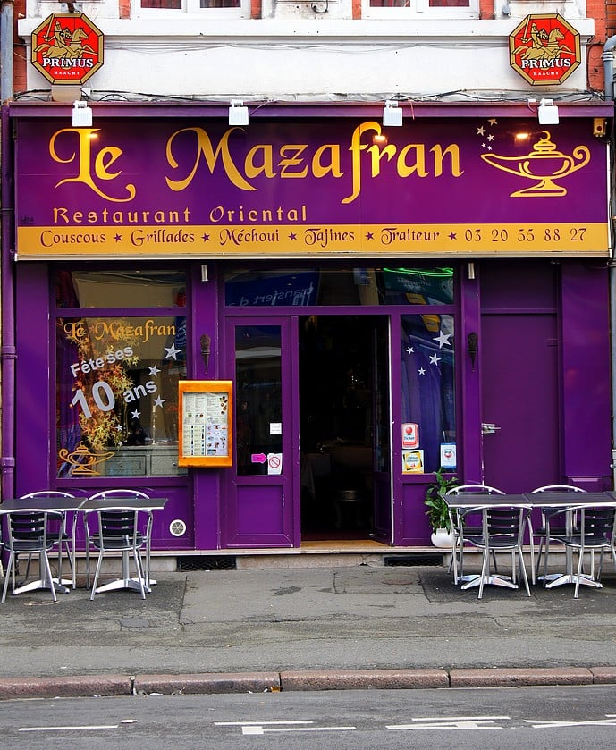 Restaurant Rue Du Molinel Lille