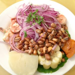 Puro Sabor Peruvian Food Menu