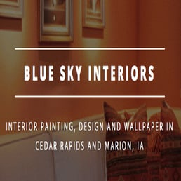 Photo Of Blue Sky Interiors Painting Design Marion Ia United States