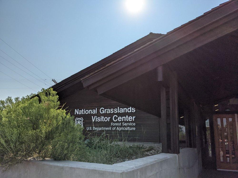 National Grasslands Visitor Center: 708 Main St, Wall, SD
