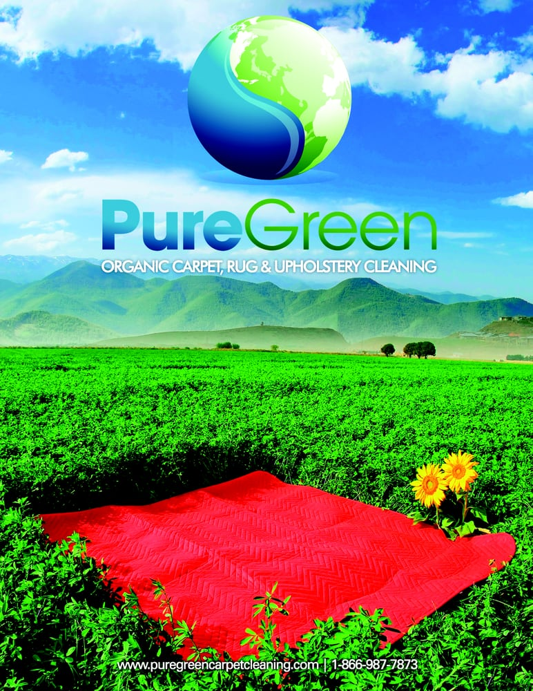 PureGreen Carpet & Upholstery Cleaning