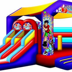 Over The Moon Bounce Party Rentals Party Event Planning