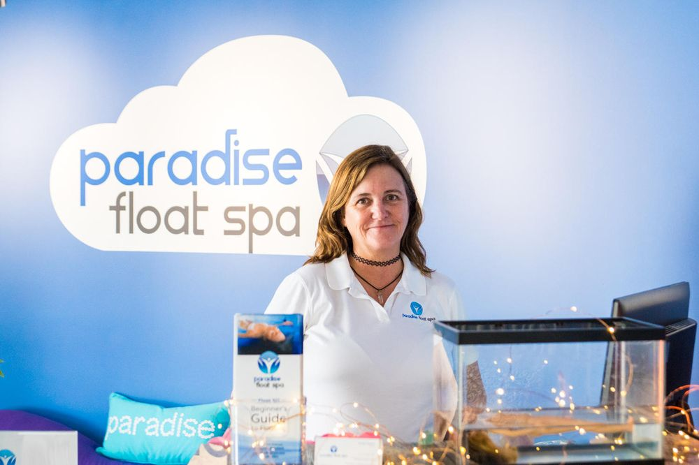 Paradise Float Spa: 619 Severn Ave, Annapolis, MD