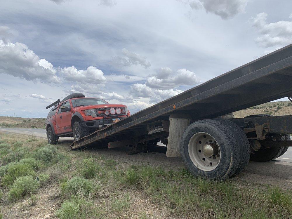 A Tow Truck: 34025 W Old Us Hwy 40, Duchesne, UT
