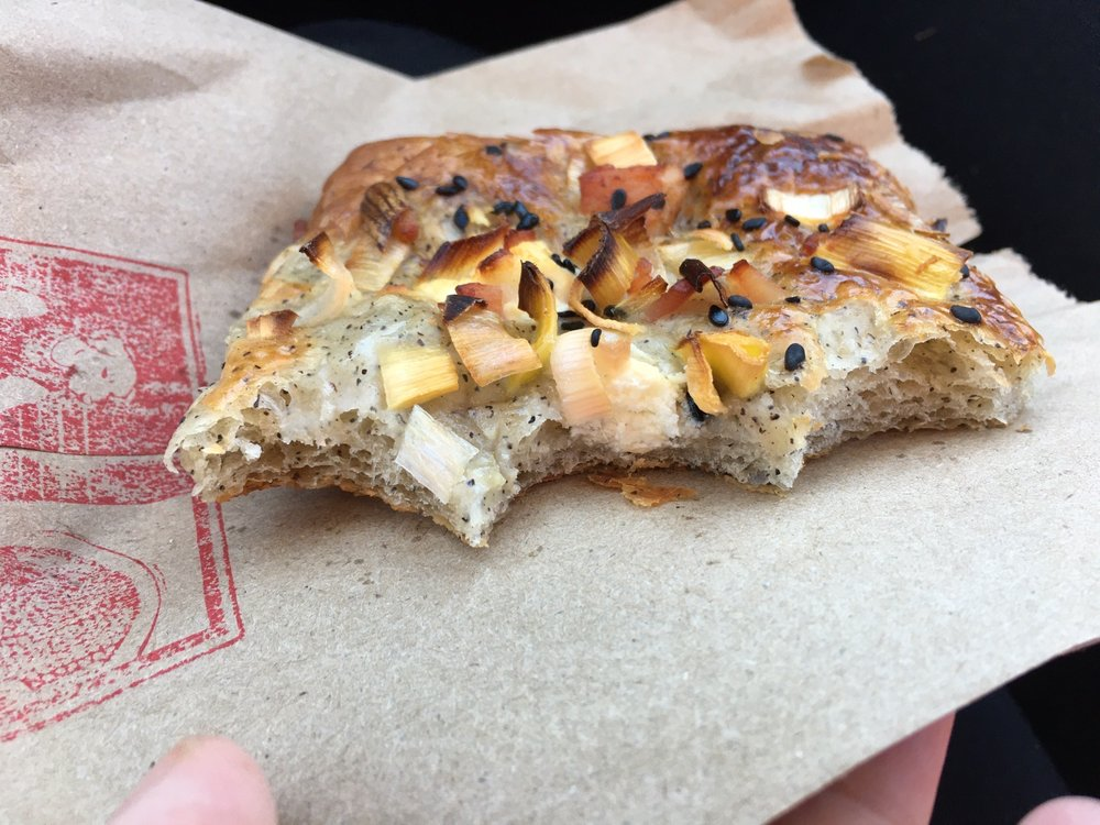 Food from Fire Dog Breads