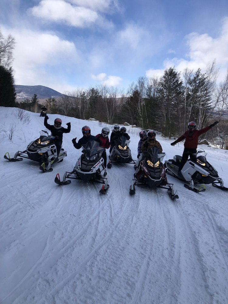 Northeast Snowmobile & ATV Rentals: 325 Main St, Gorham, NH