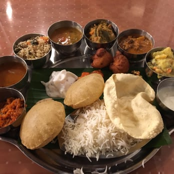 Indian Food Parmer And
