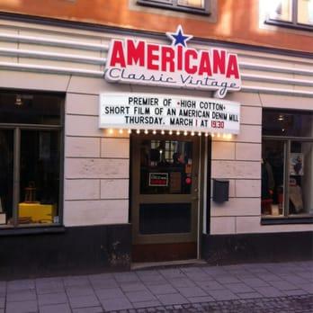 vintage butik stockholm