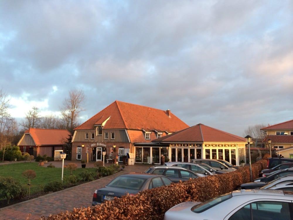 Cafe Alte Scheune  Breiholz