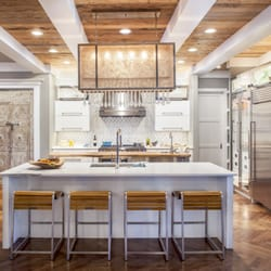 Photo Of Accent Cabinets Conroe Tx United States Beautiful Contemporary Kitchen