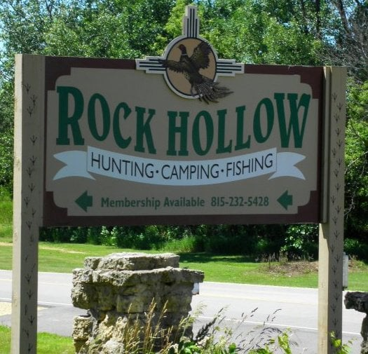 Rock Hollow Conservation Club: 1931 Il Rt 75 E, Freeport, IL