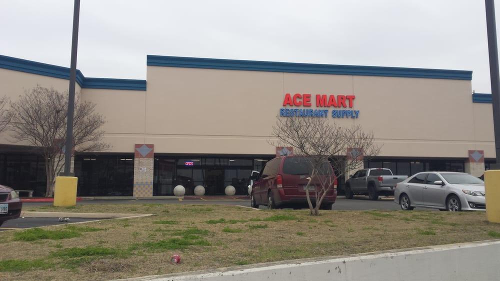 Ace Mart Restaurant Supply Restaurant Supplies 6450 Nw